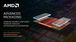 AMD открывает эру дизайна многоуровневых микросхем, начиная с Zen 3 с технологией 3D Stacked V-Cache