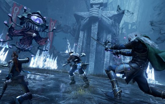 Обзор Dungeons & Dragons: Dark Alliance