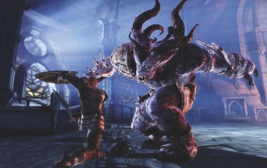 Dragon Age: Origins была почти многопользовательской игрой, похожей на Star Wars: The Old Republic