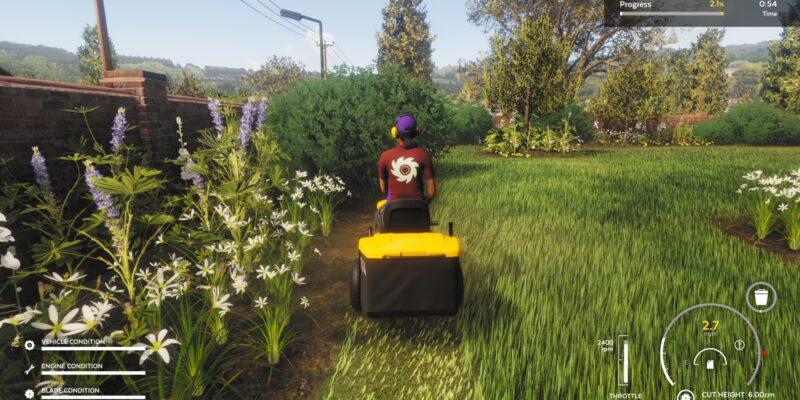 Lawn Mowing Simulator: как быстро развить бизнес и позволить себе вещи