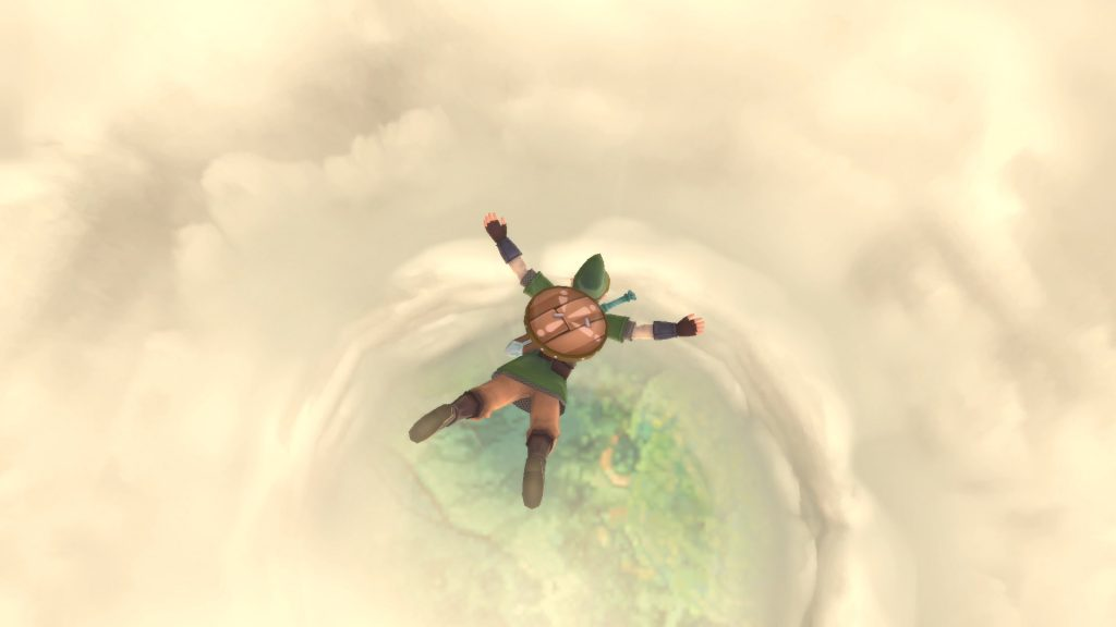 The Legend Of Zelda: Skyward Sword HD обзор - алмаз, похороненный в недрах